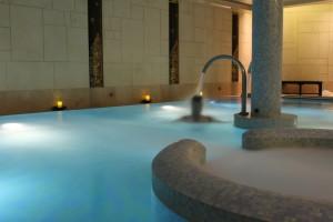 Careys Manor and SenSpa Hydrotherapy Pool