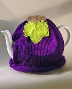 CobwebKnits Tea Cosy