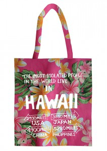 Hawaii Talented Tote Bag