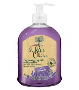Lavender Liquid Soap by Le Petit Olivier