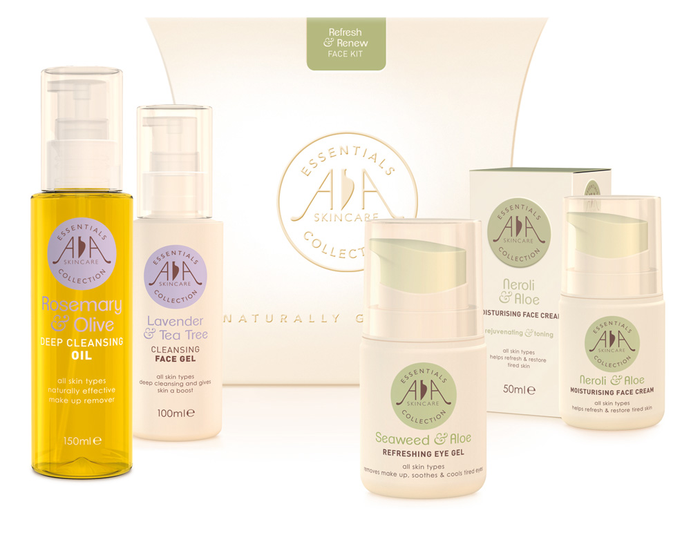 AA Skincare Refresh Renew Face Gift Set