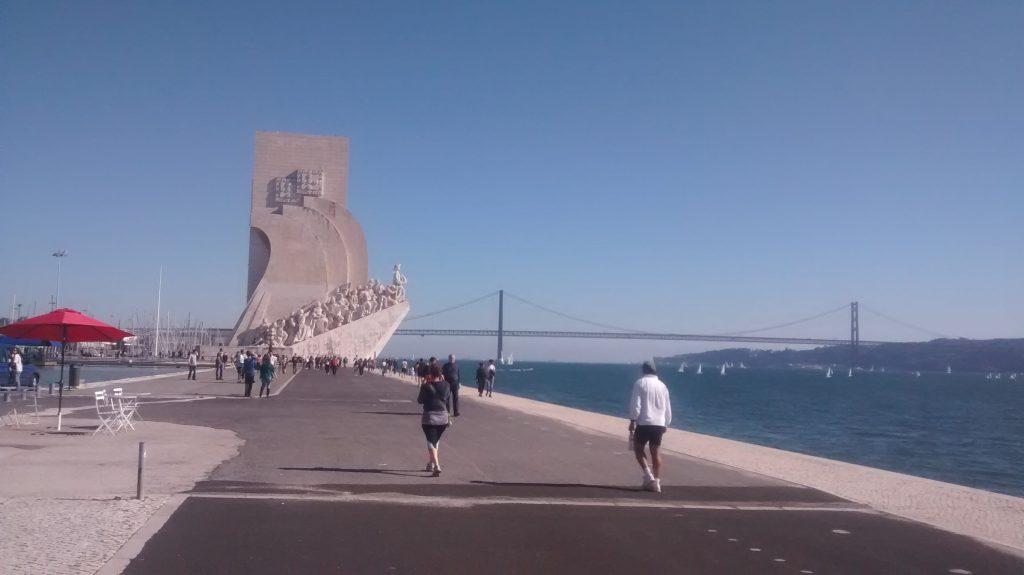 Belem Seafront Lisbon