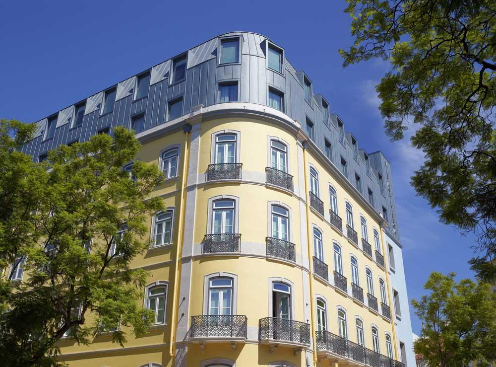 Vintage House Hotel Lisbon