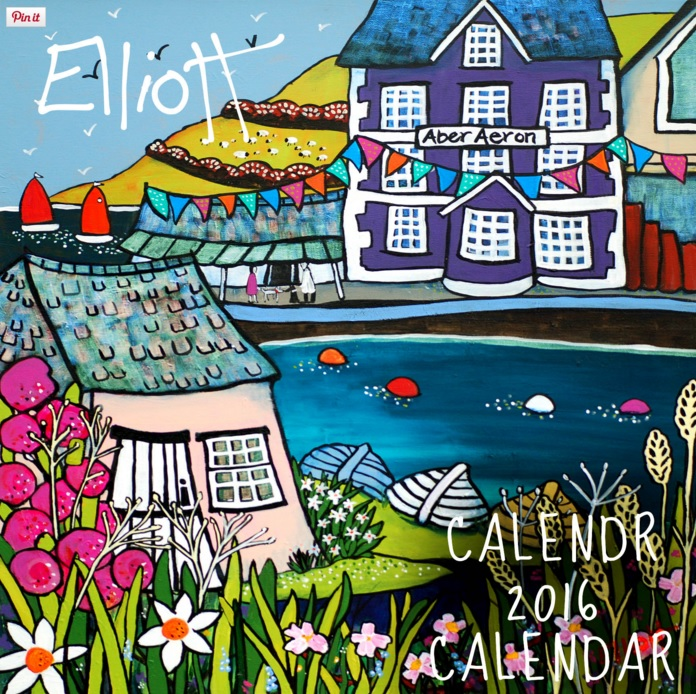 Helen Elliott Calendar