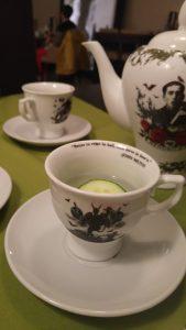 Hendricks G&Tea