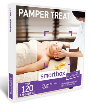 pamper break smartbox