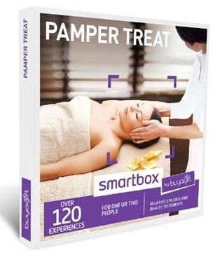 pamper break smartbox