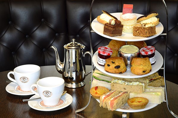 BuyAGift Afternoon Tea