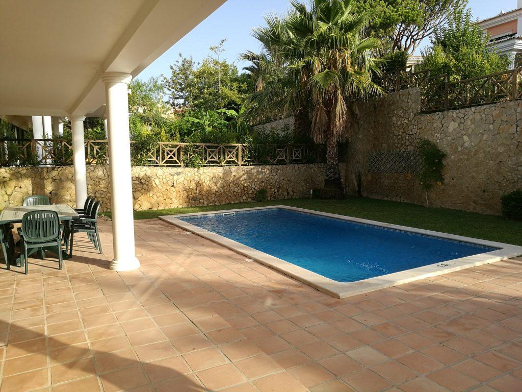 The Pool at our Martinhal Quinta Villa