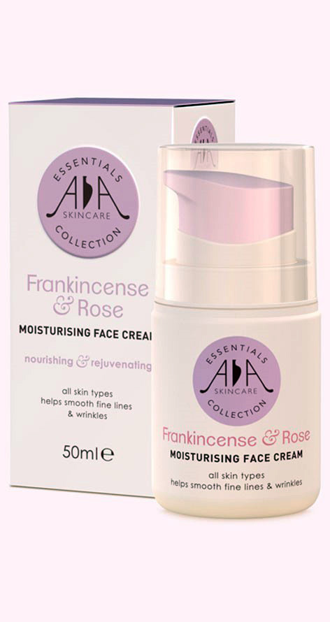 AA Skincare Francincense and Rose Moisturiser