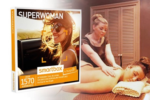 Superwoman Smartbox Buyagift