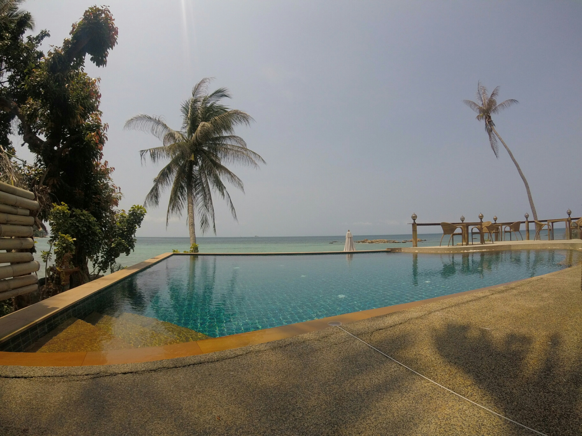 Pool at Beyond the Blue Horizon