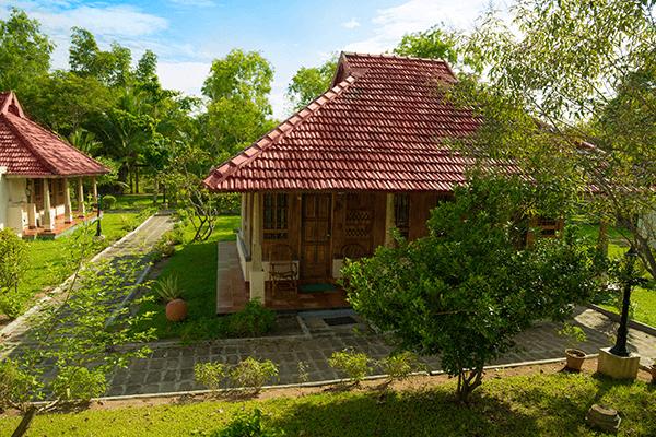 Isola di Cocco bungalow