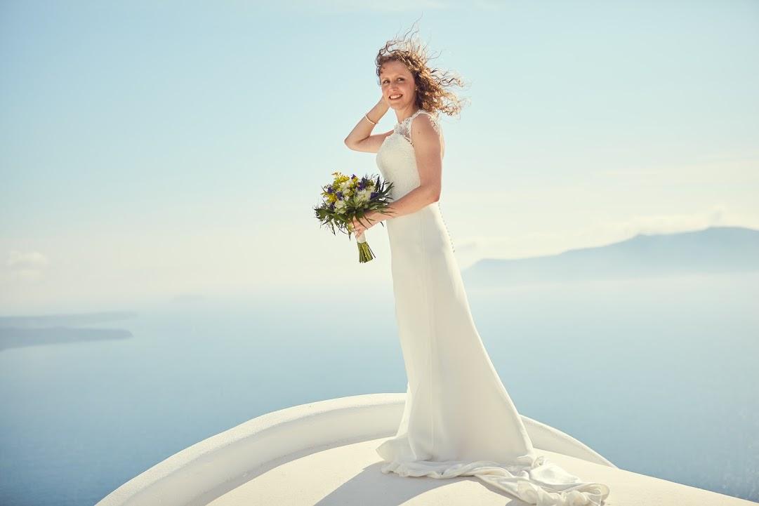 Helena wedding dress