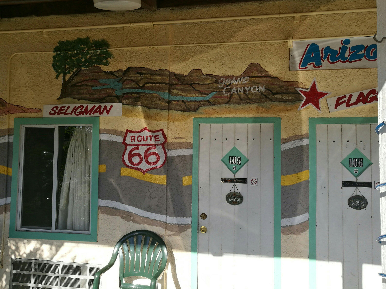 El Travatore Motel, Kingman