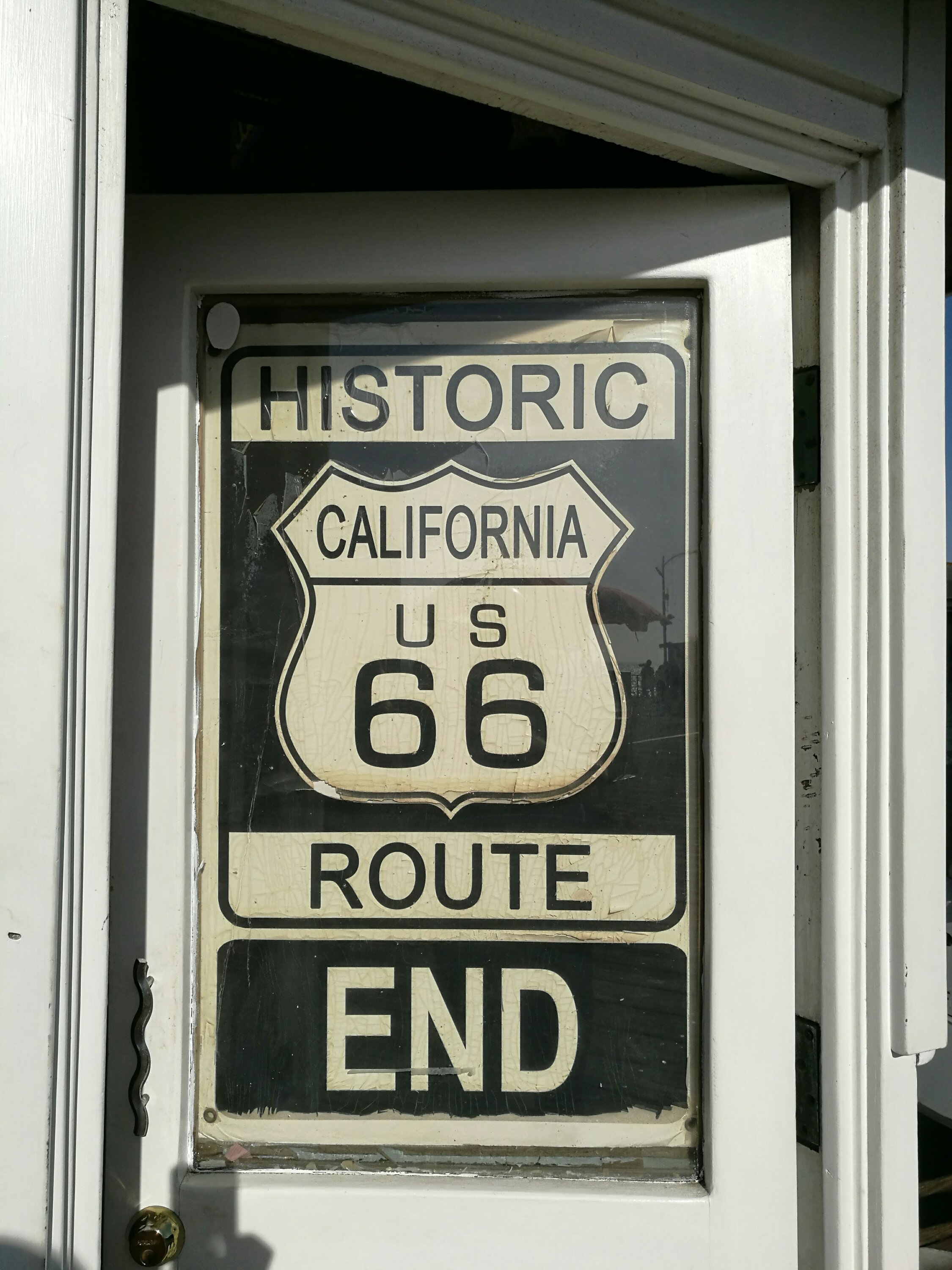 End of Historic 66