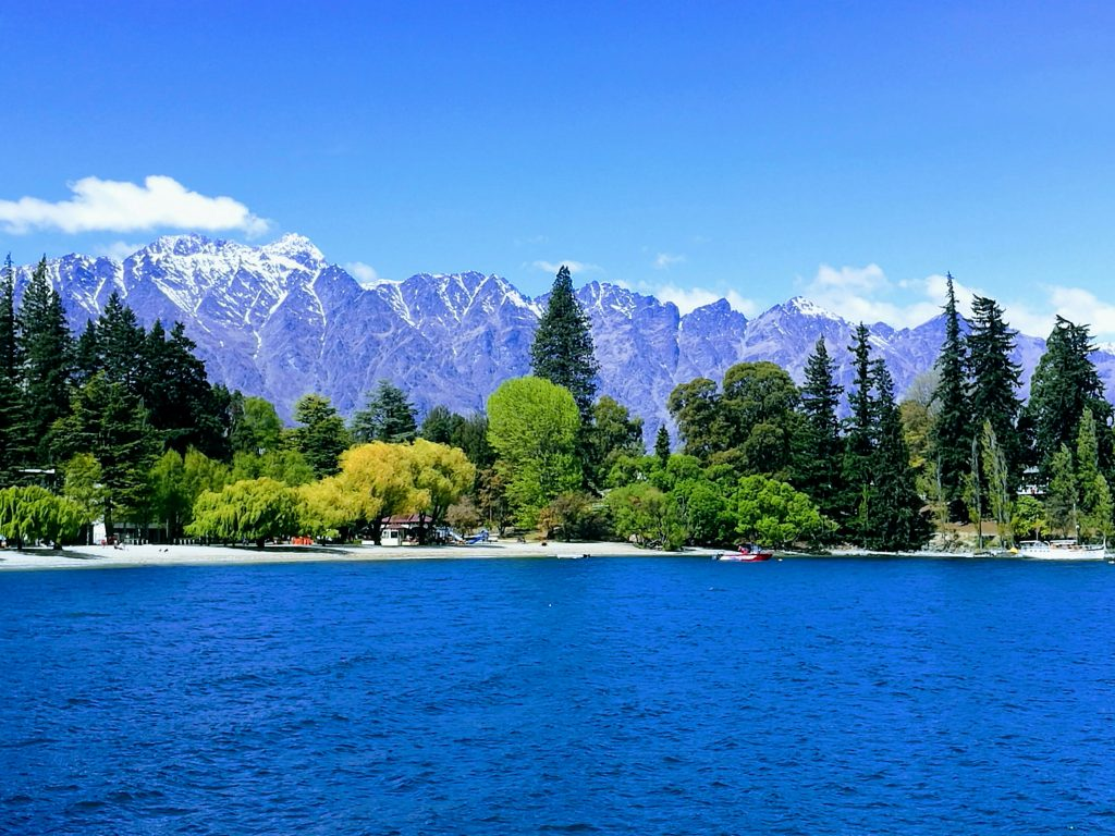 A View from Queenstown, South Island