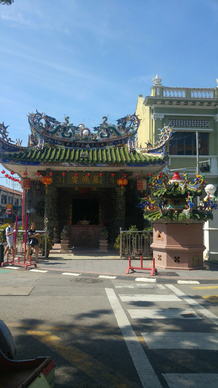 temple Georgetown