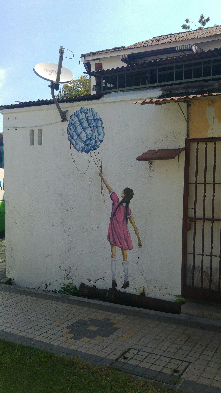 streetart graffiti Penang