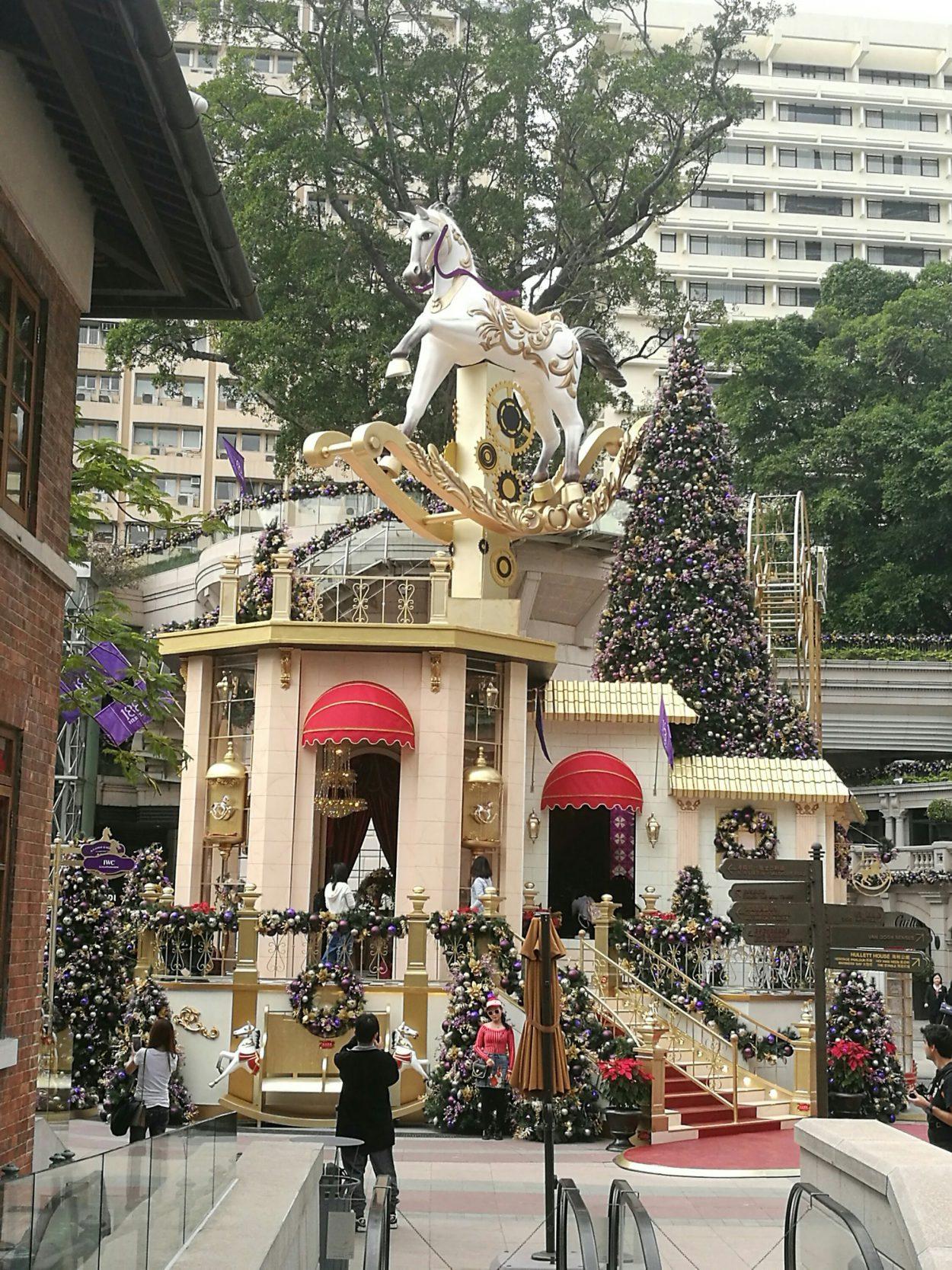 Hong Kong shopping