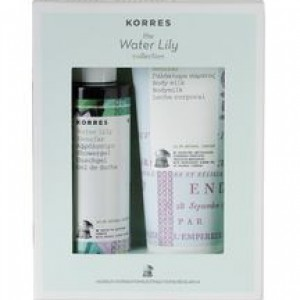 Korres Water Lily Bath and Body collection
