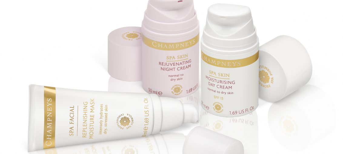 Champneys skincare products