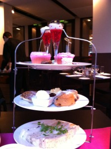 Afternoon Tea at The Park Plaza Cardiff