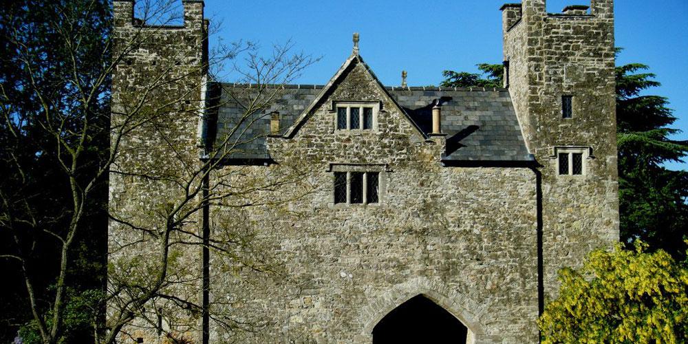 Tower Gatehouse near Chepstow