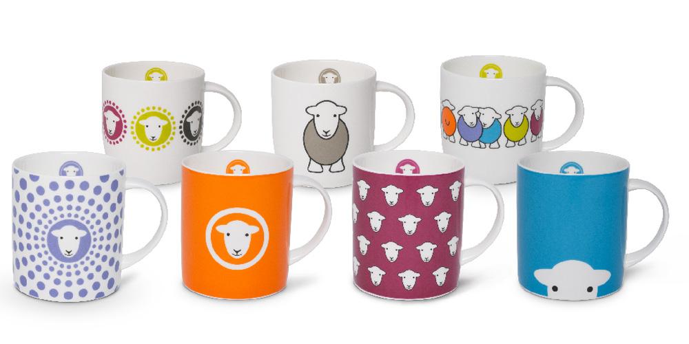 Herdy Mugs