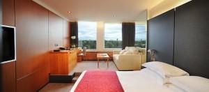 Royal Garden Hotel garden room