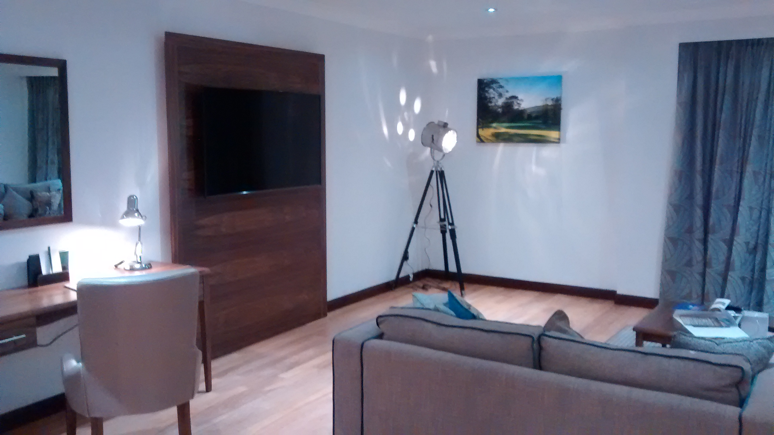 The Dayroom at The Vale Resort