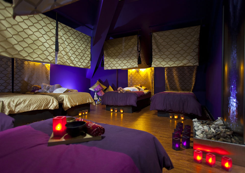 Relaxation Room in the Vale Spa