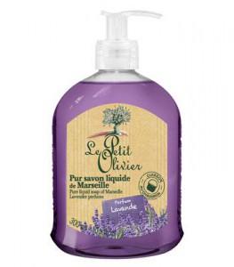 Lavender Liquid Soap by Le Petit Olivier