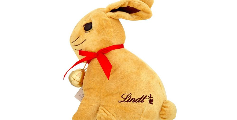 Win A Lindt Gold Bunny Soft Toy