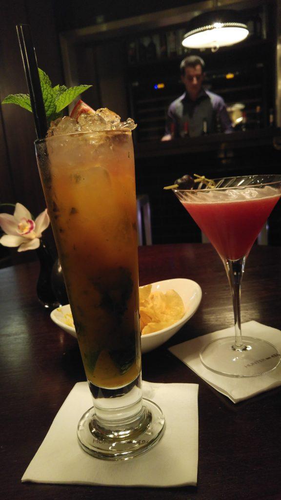 Cocktails at Hunter486