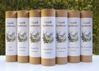 Castell Apothecary Diffusers