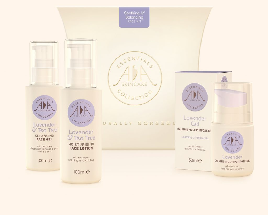 lavender and Tea Tree AA SKincare