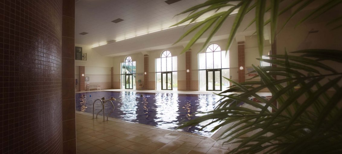pool at Vale Spa