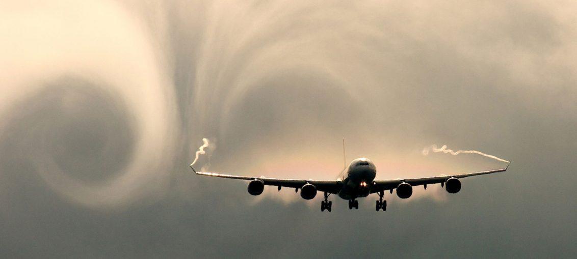 aeroplane vortex