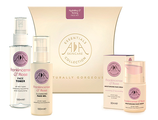 AA Skincare Hydrating and Toning Face Kit