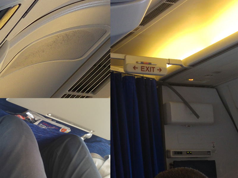 All getting a bit tired on BA 777