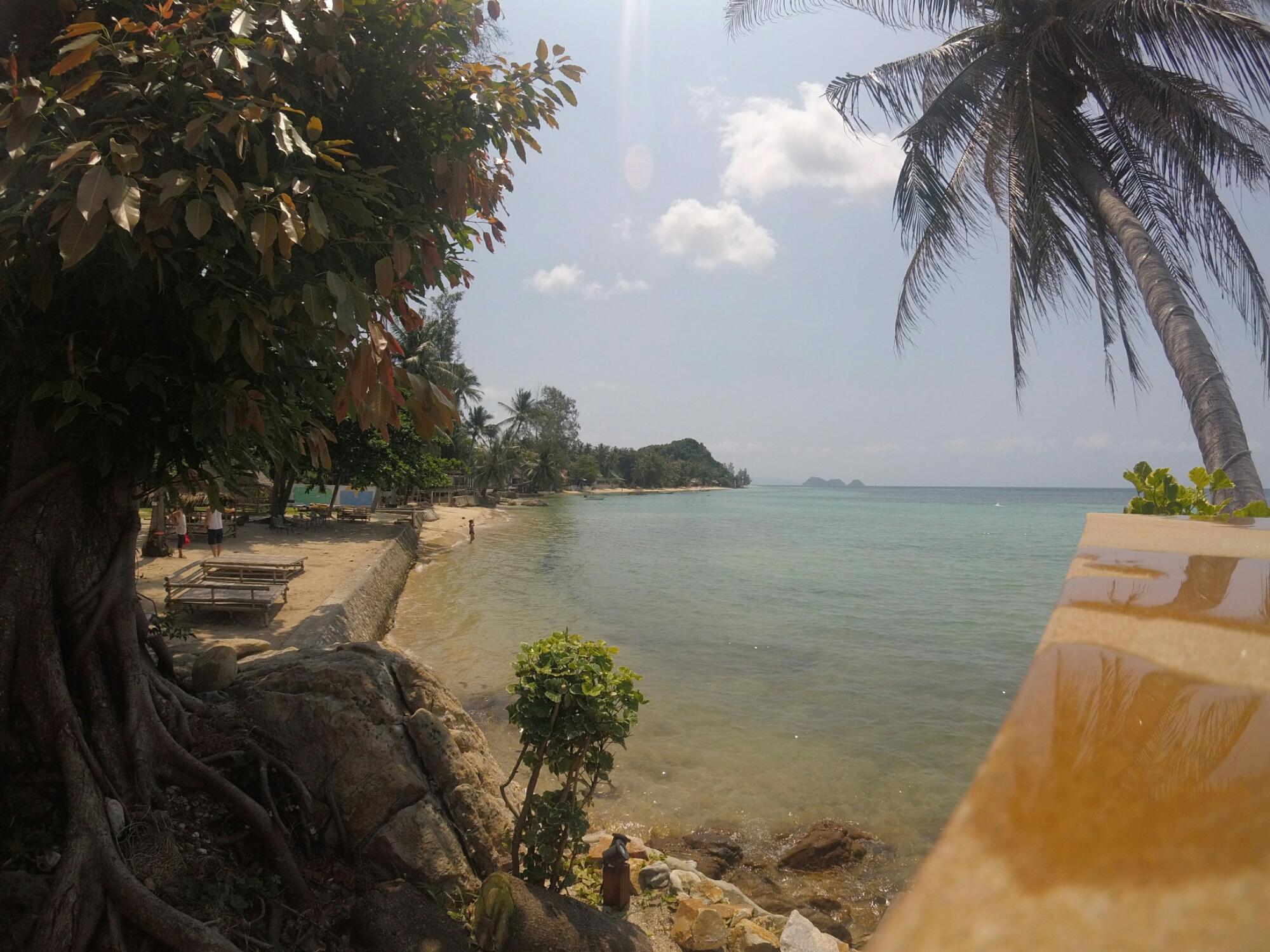Beyond the Blue Horizon, Koh Phangan