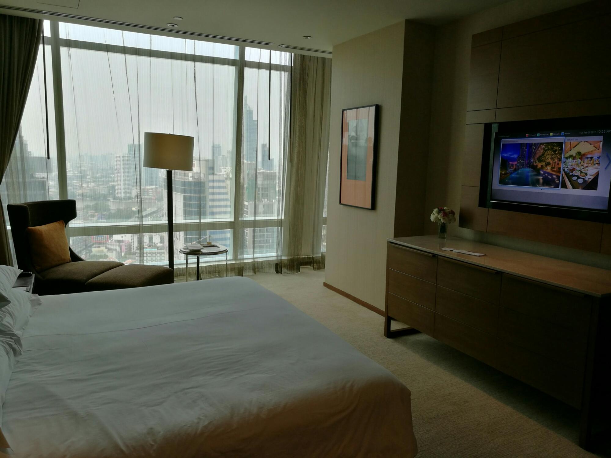 East in Grand room, Bangkok