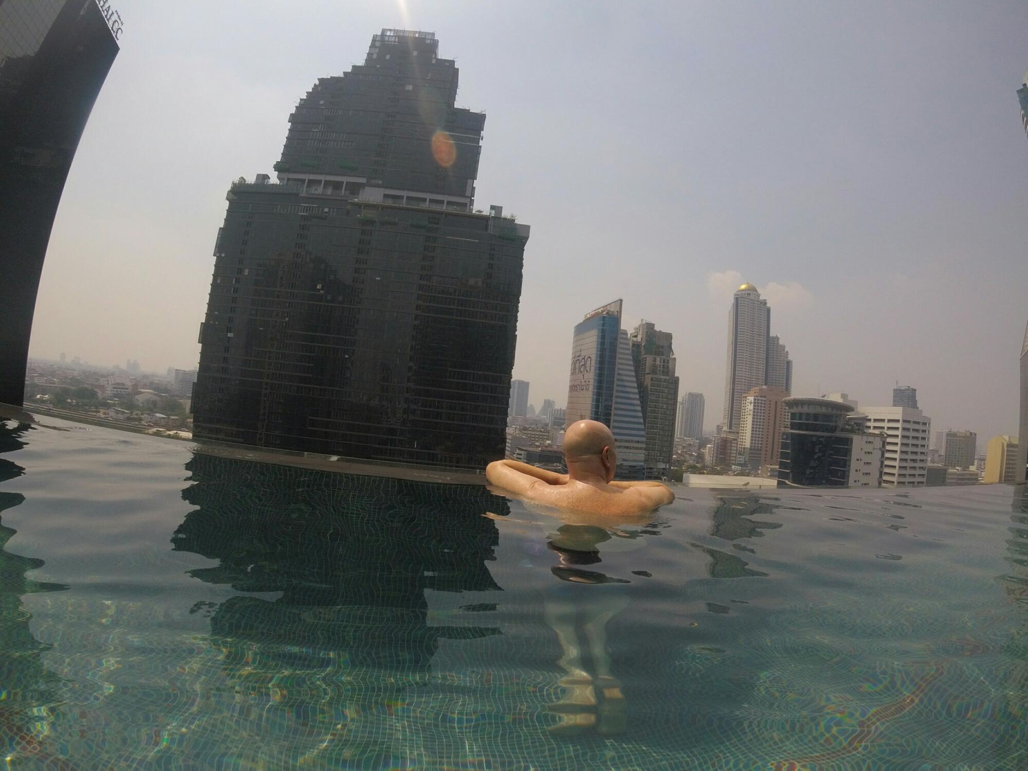 Bangkok Eastin Grand Pool