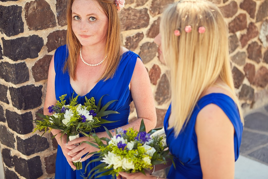 Bridesmaid Megan