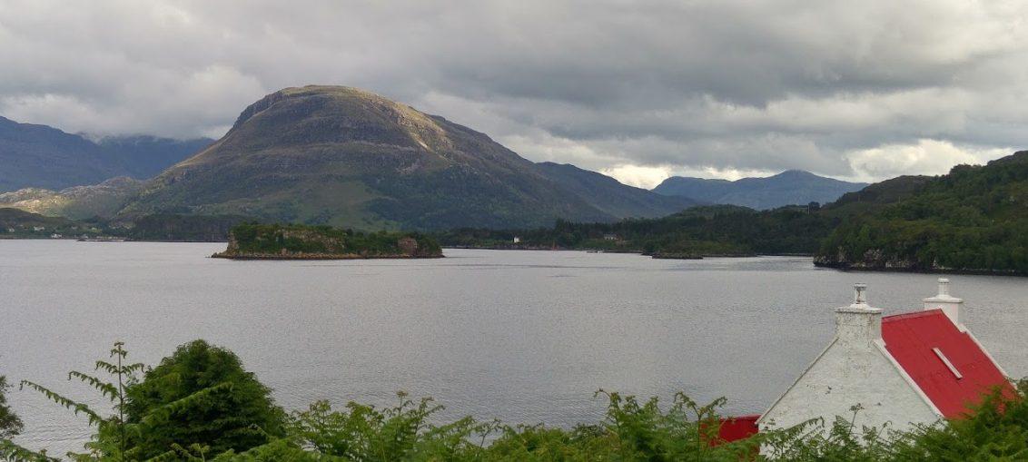 Scotland coast NC500