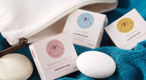 AA Skincare Solid Shampoo Bars
