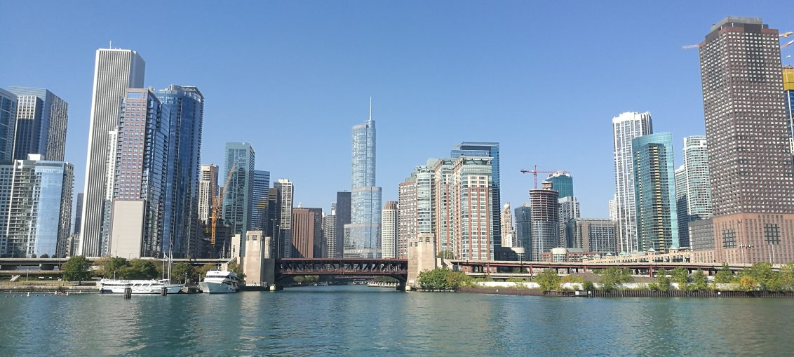 The incredible Chicago Skyline