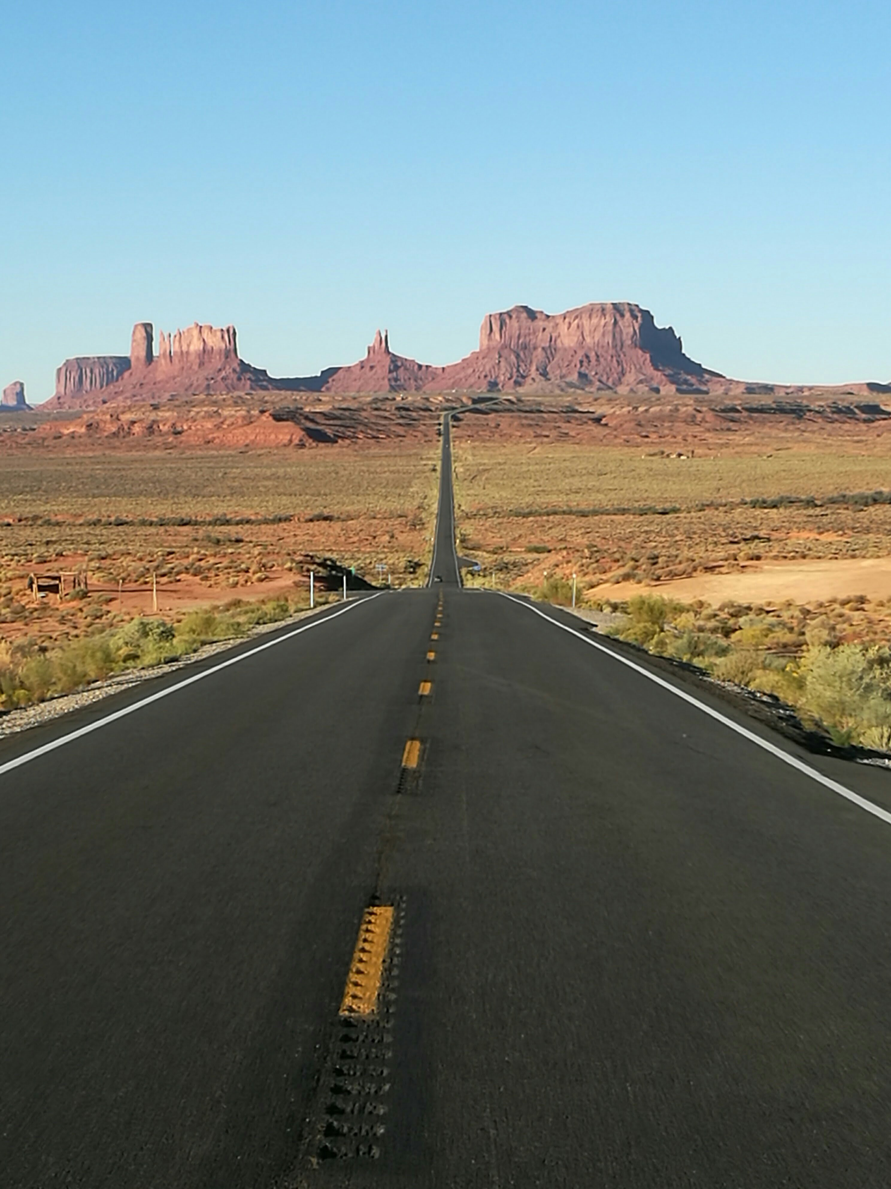 The Magnificent Monument Valley