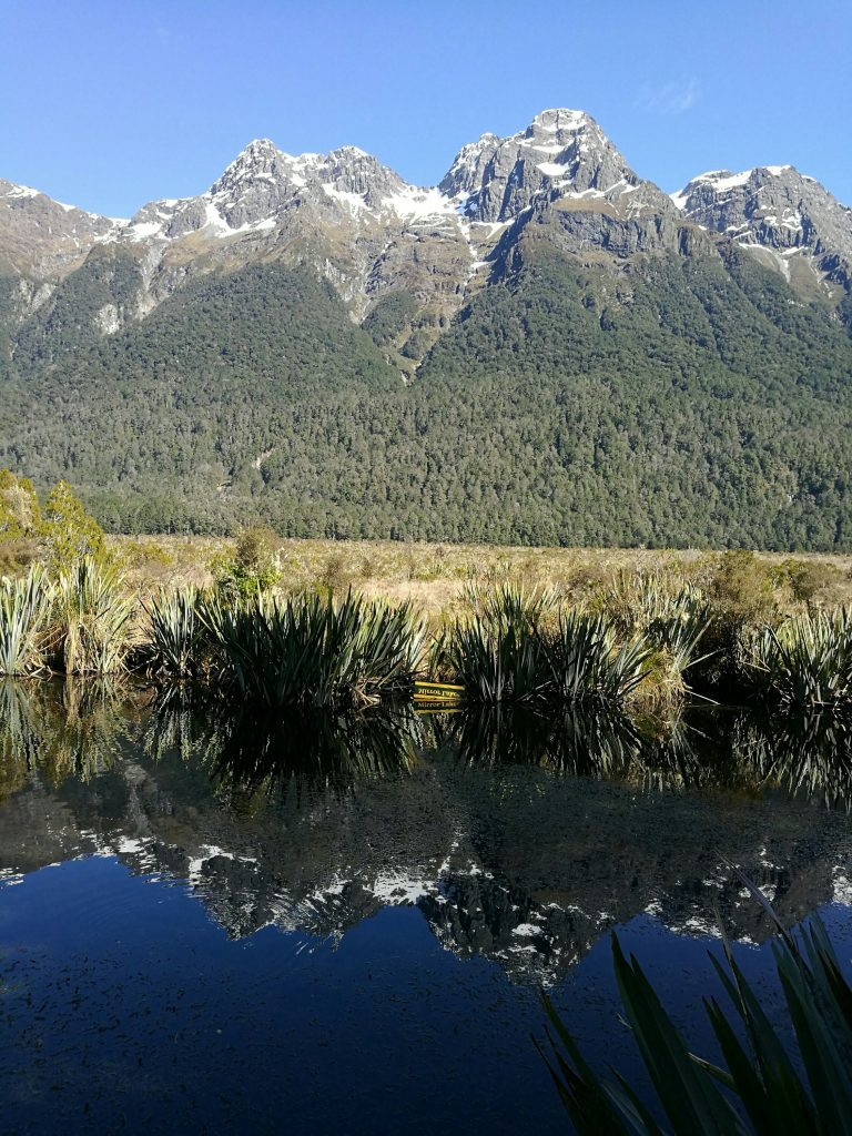 The Mirror Lakes